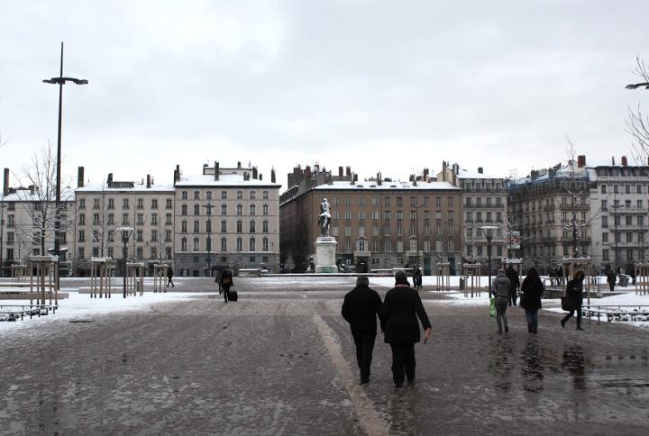 Neige : entre 2 et 5 cm attendus dans la nuit de jeudi à vendredi dans le Grand Lyon