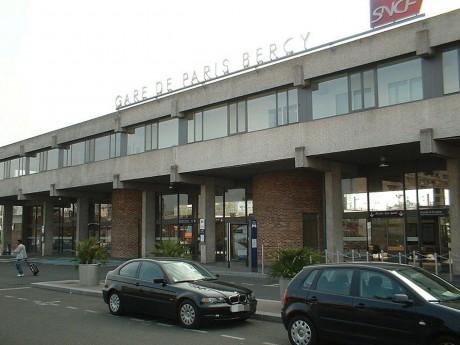 La gare de Bercy à Paris - DR