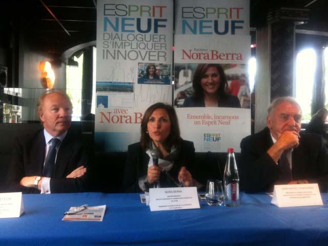 Primaire UMP à Lyon : l'ombre de Sarkozy s'invite sur la campagne de Berra