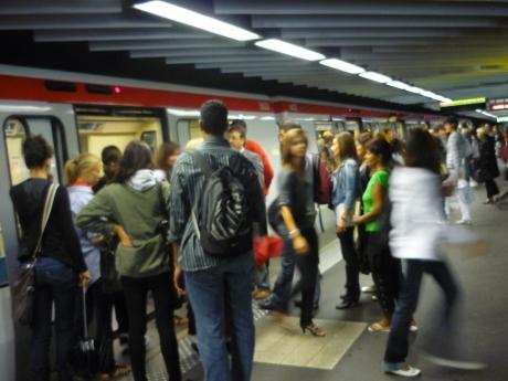 Les transports publics lyonnais sont prêts à recevoir la grippe A