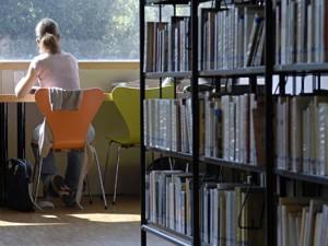 La Bibliothèque municipale de la Part-Dieu aide les lycéens à réviser le bac