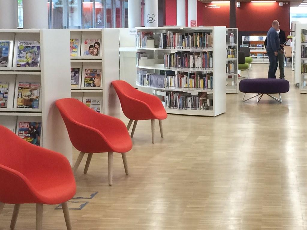 La bibliothèque de Gerland va changer de nom !