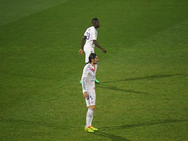 OL : saison terminée pour Milan Bisevac