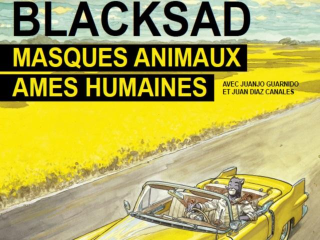 Les auteurs de la BD évènement Blacksad attendus à Lyon ce lundi