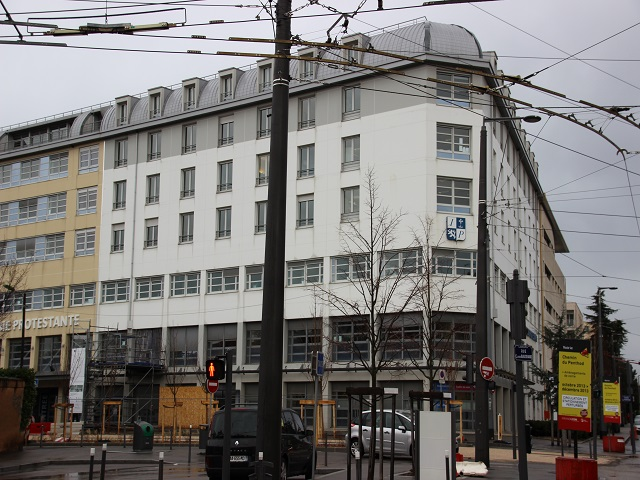 La clinique protestante de Caluire - Lyonmag
