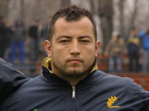 Bogdan Balan est arrivé l'année dernière au LOU - DR