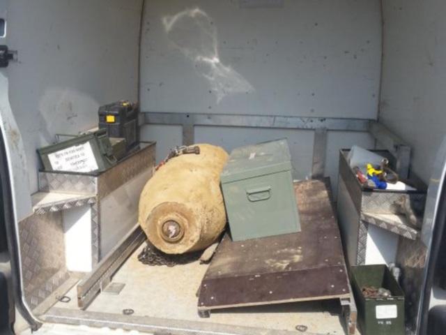 Une nouvelle bombe a été découverte à Vénissieux