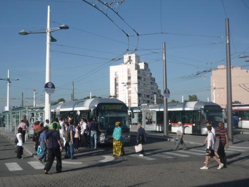 De gros retards en perspective sur plusieurs lignes de bus