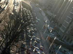 Lyon : des livraisons comme sur des roulettes