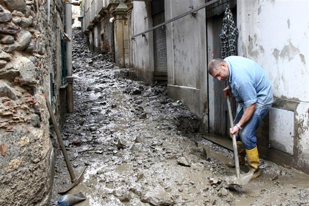 Cinq communes du Rhône reconnues à l'état de catastrophe naturelle