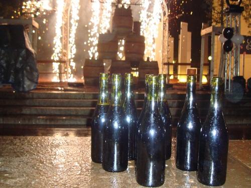 Le Rhône en fête pour l'arrivée du Beaujolais Nouveau
