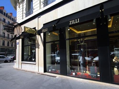 Distinction de taille pour Zilli