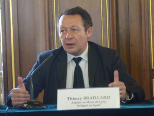 Thierry Braillard verbalement agressé à la Région