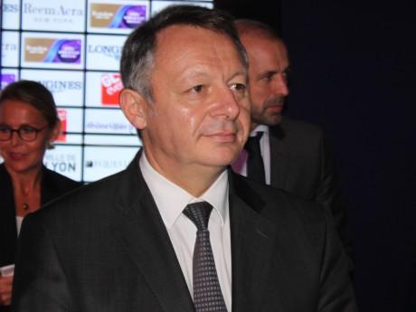 Thierry Braillard en déplacement à Lyon pour mobiliser autour de Paris 2024