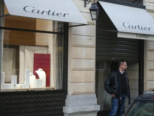 L'un des braqueurs de la bijouterie Cartier à Lyon devant la justice