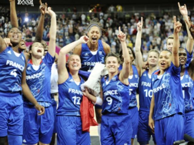 Basket Féminin : l'équipe de France s'impose facilement à Lyon face à la Lituanie (77-36)