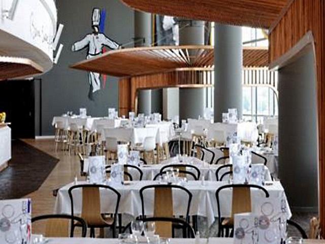 La Brasserie des Lumières (Bocuse) a ouvert ses portes au Parc OL