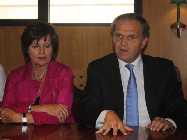 Sénatoriales dans le Rhône : la liste de Buffet et Lamure (UMP) espère quatre sièges
