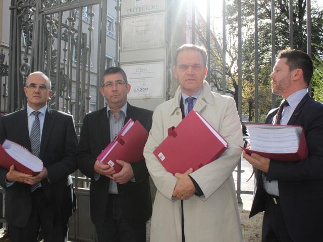 Albanais relogés à Oullins : Buffet va déposer un recours contre l'arrêté du préfet