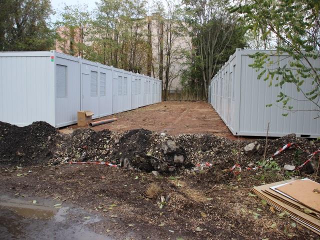 Oullins : le camp d'Albanais démantelé en juillet