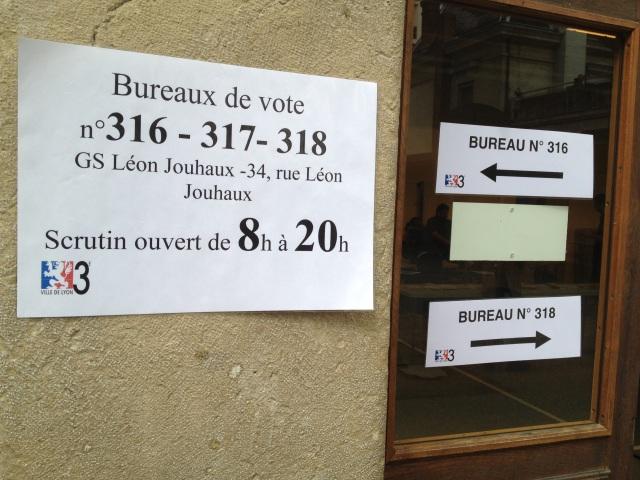 Législatives tous les horaires des bureaux de vote dans le rhône