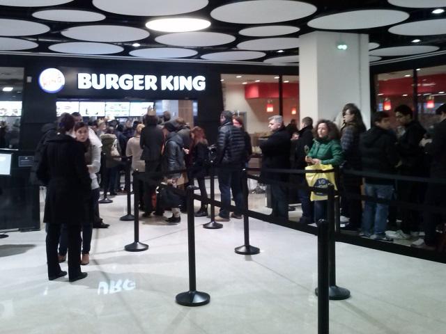 Le Burger King de la Part-Dieu - LyonMag