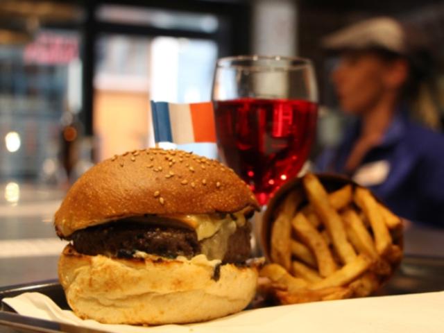 Le restaurant de burgers King Marcel débarque à la Part-Dieu