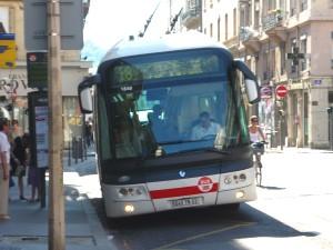 Lyon : nouvel incident dans un bus