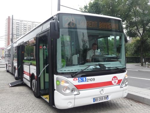 Pas de bus à la Duchère