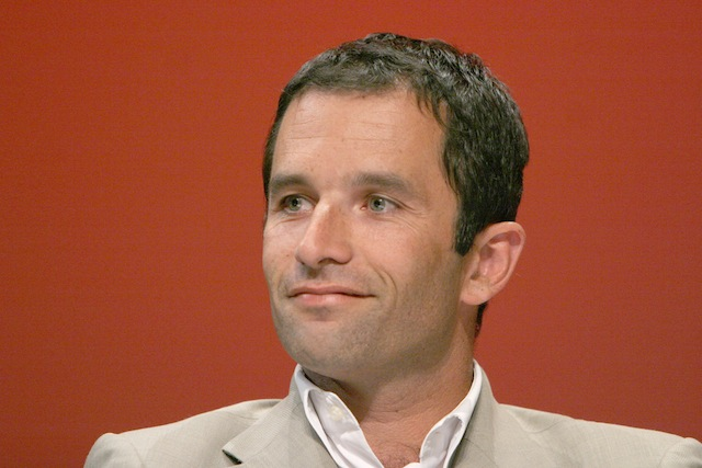 Legislatives - 11e circonscription : Benoit Hamon dénonce à Lyon l'accord PS-PRG