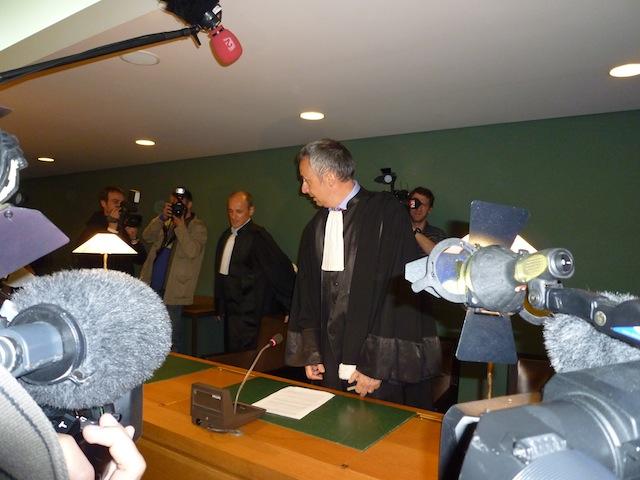 Toni Musulin à nouveau devant la justice