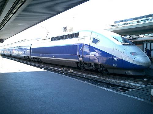 De gros retards sur la ligne TGV Paris-Lyon
