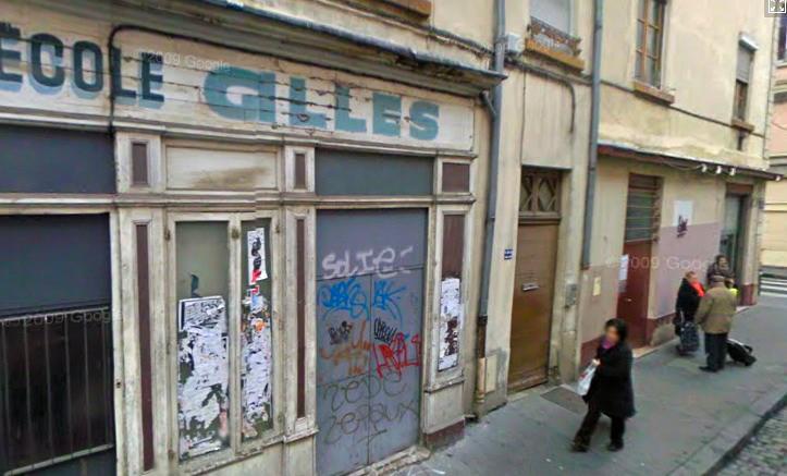 Un immeuble menace de s'effondrer dans le 7e arrondissement