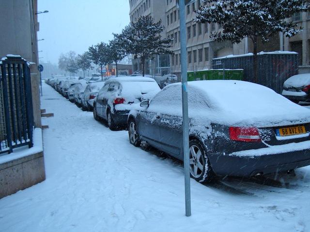 Six départements de Rhône-Alpes placés en vigilance orange à la neige