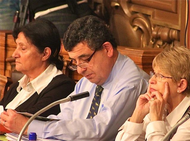 Thierry Philip règle ses comptes avec la presse au Conseil municipal !