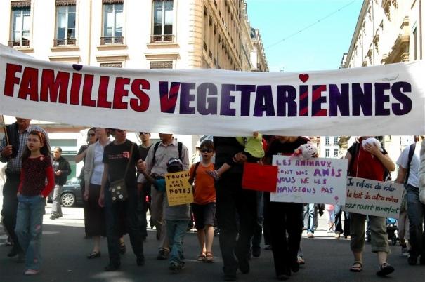 La Veggie Pride de Lyon reste sur sa faim