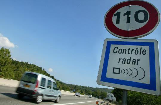 Un nouveau radar sur l'autoroute A6