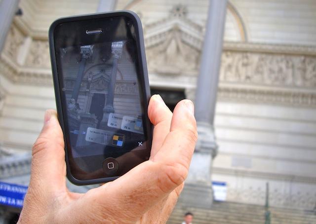 La Basilique de Fourvière est désormais disponible sur Iphone !