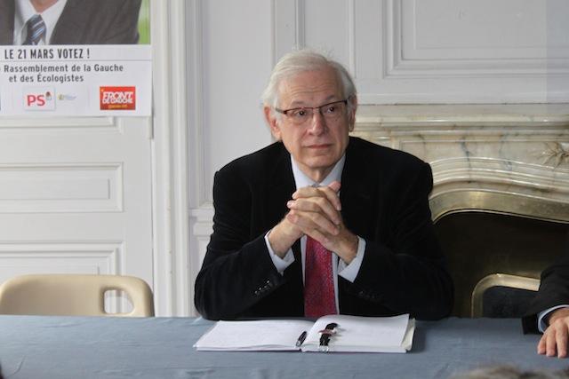 Philippe Meirieu : «Les écologistes ne se dissolvent pas et n'abandonnent pas leurs valeurs»
