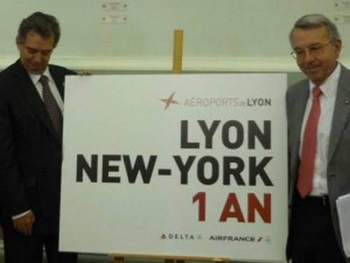 Fin du vol direct Lyon - New York : jusqu'à la prochaine fois ?