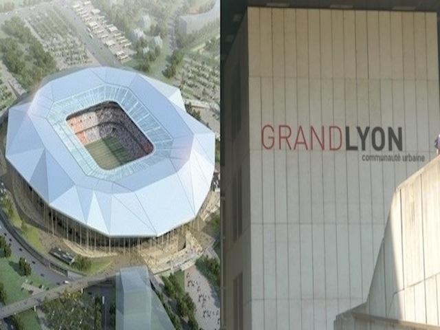 Le Grand Stade divise les élus du Grand Lyon