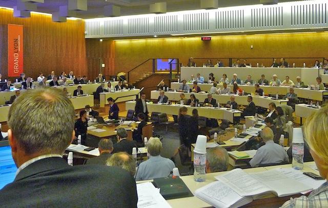 Le Grand stade au menu des discussions du conseil communautaire lundi