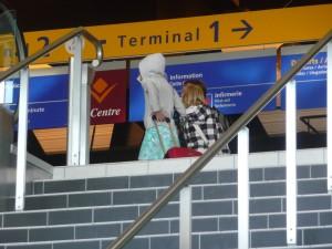 L'aéroport de Lyon-Saint-Exupéry a fait en partie peau neuve