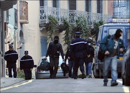 Un membre présumé de l'ETA arrêté avec 50 kg d'explosifs dans sa voiture