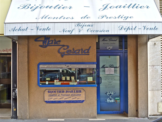 Tirs de Kalachnikov pour un nouveau braquage de bijouterie vendredi matin à Lyon !
