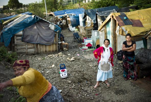Sursis pour les Roms du bidonville de la rue Paul-Bert