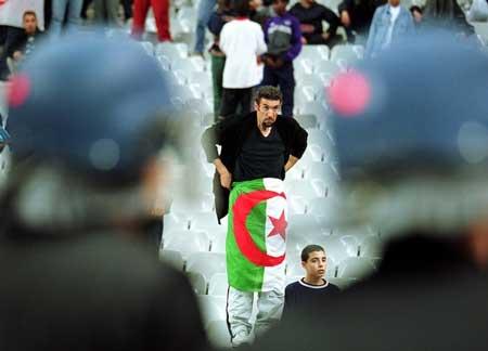 La préfecture du Rhône place le match Egypte/Algérie sous surveillance