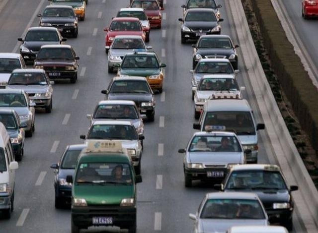 De forts embouteillages sur l'A7 pour la fin de week-end