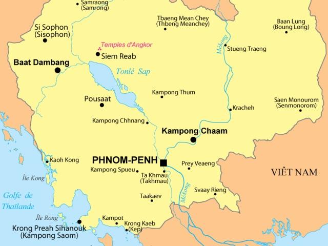 Meurtre d'une Lyonnaise au Cambodge : le suspect est rentré chez lui en Belgique