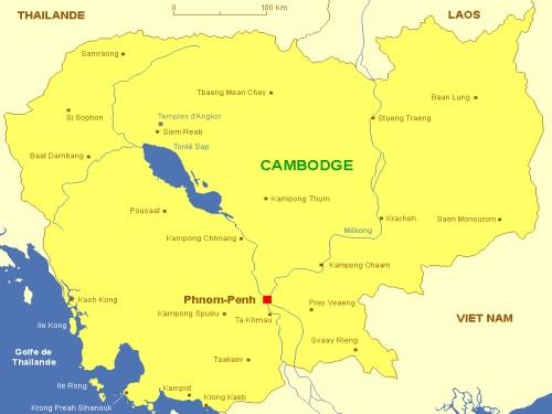 Un Belge inculpé pour l'assassinat d'une touriste lyonnaise au Cambodge